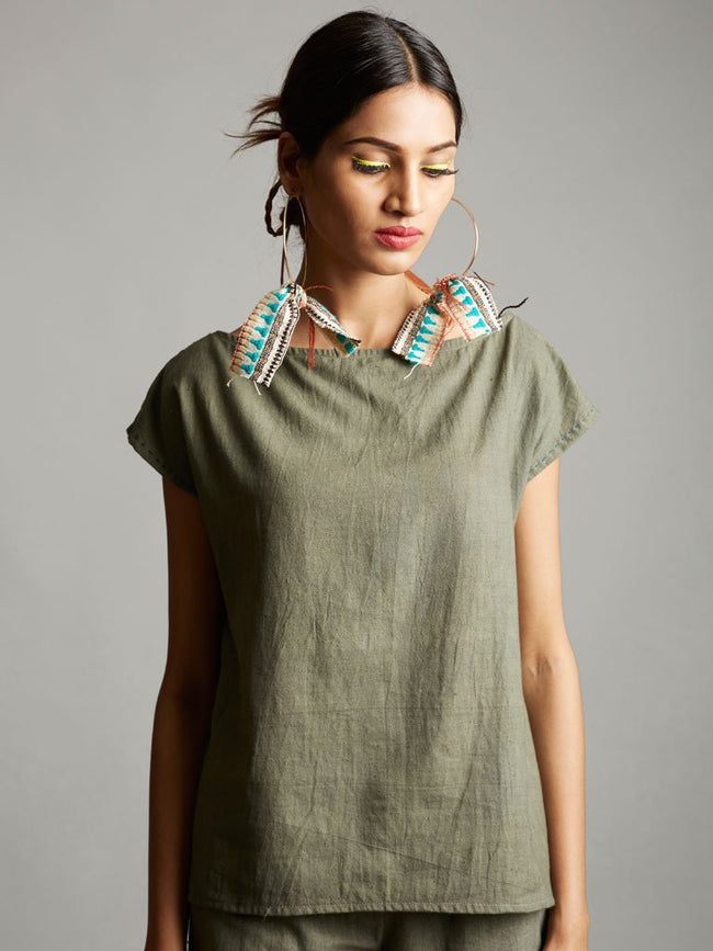 Tenacious Tactfulness - TOPS - IKKIVI - Shop Sustainable & Ethical Fashion
