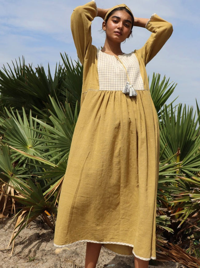 Sevala Tunic - DRESSES - IKKIVI - Shop Sustainable & Ethical Fashion