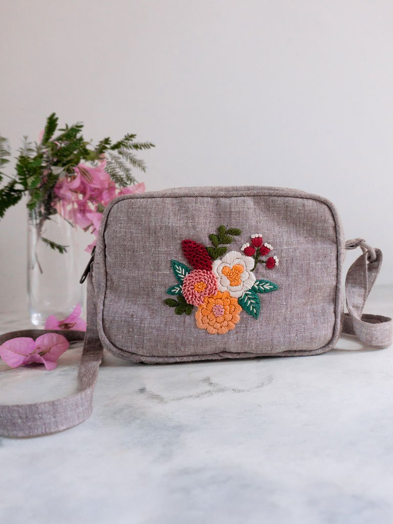 Aku Satchel Bag - ACCESSORIES - IKKIVI - Shop Sustainable & Ethical Fashion