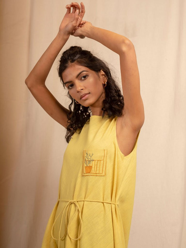 Amaranta Dress - DRESSES - IKKIVI - Shop Sustainable & Ethical Fashion