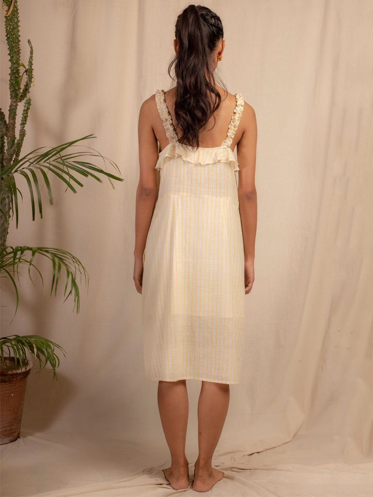 Anacapri Dress - DRESSES - IKKIVI - Shop Sustainable & Ethical Fashion