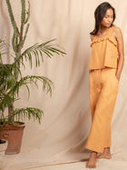 Arancia Trousers - SKIRTS & TROUSERS - IKKIVI - Shop Sustainable & Ethical Fashion