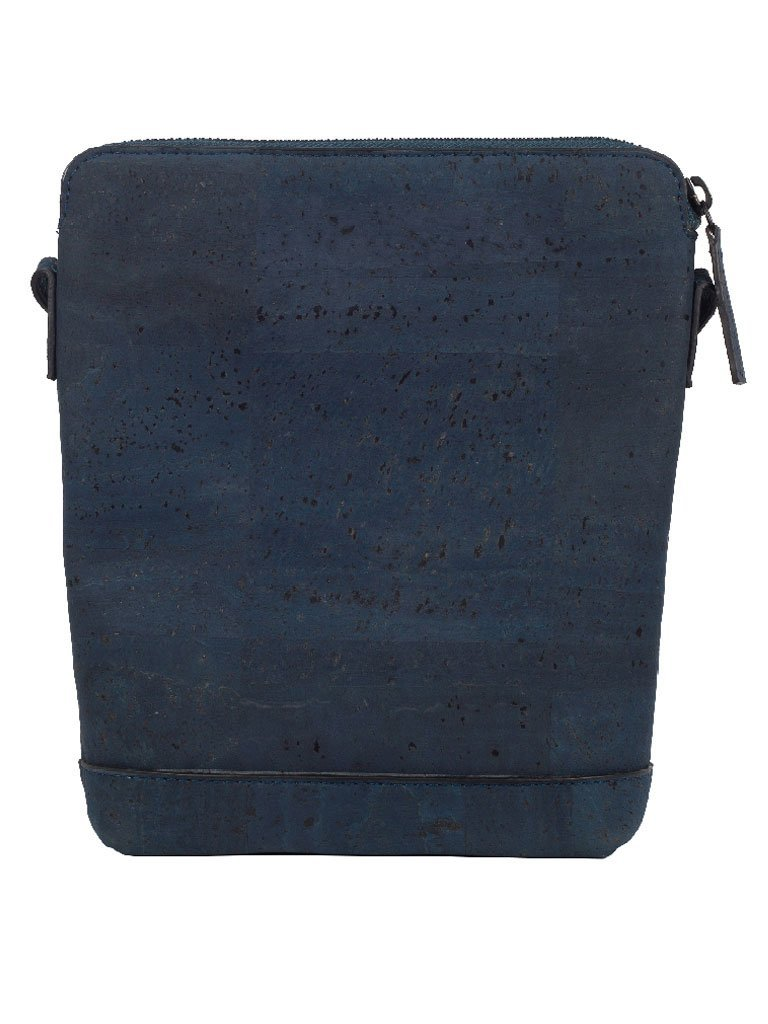 Ava Blue Sling Bag back