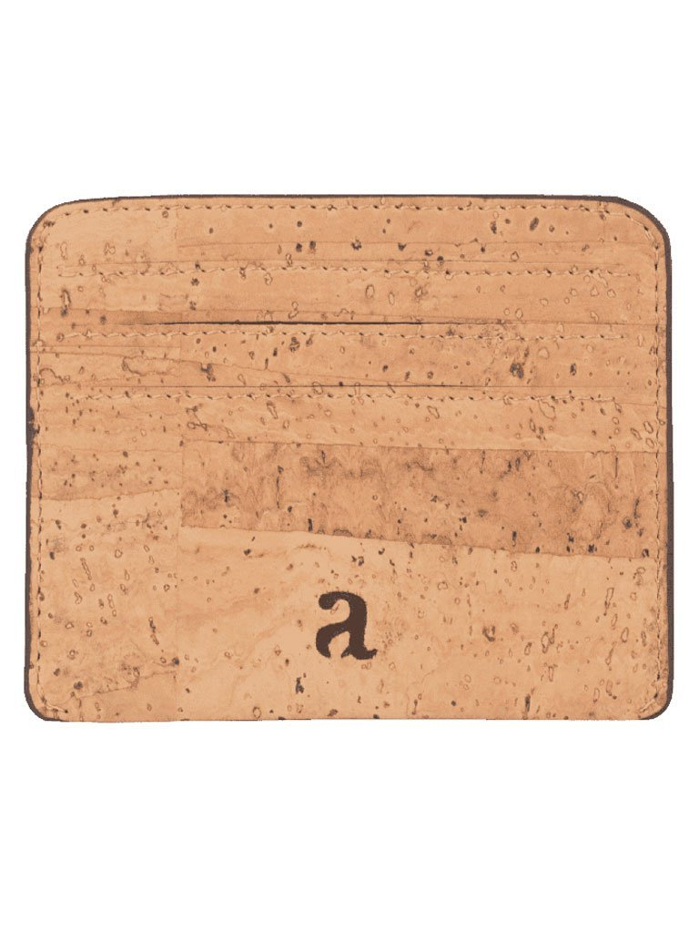 Reilly Natural Card Case front