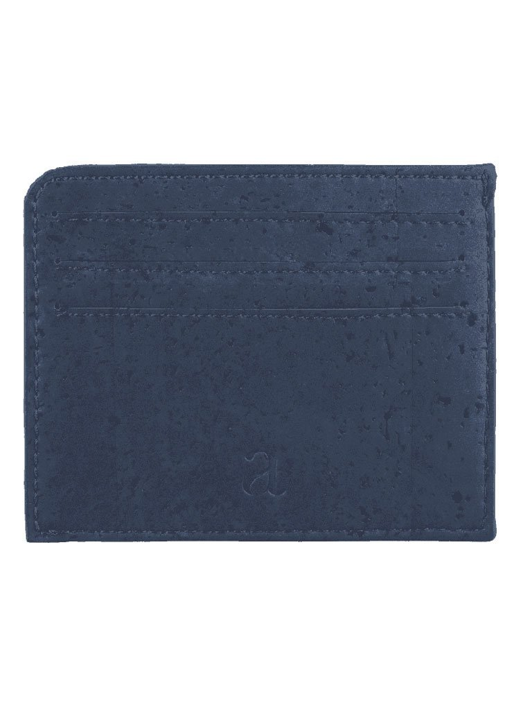 Rio Blue Card Case back