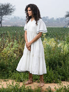 Baby's Breath - DRESSES - IKKIVI - Shop Sustainable & Ethical Fashion