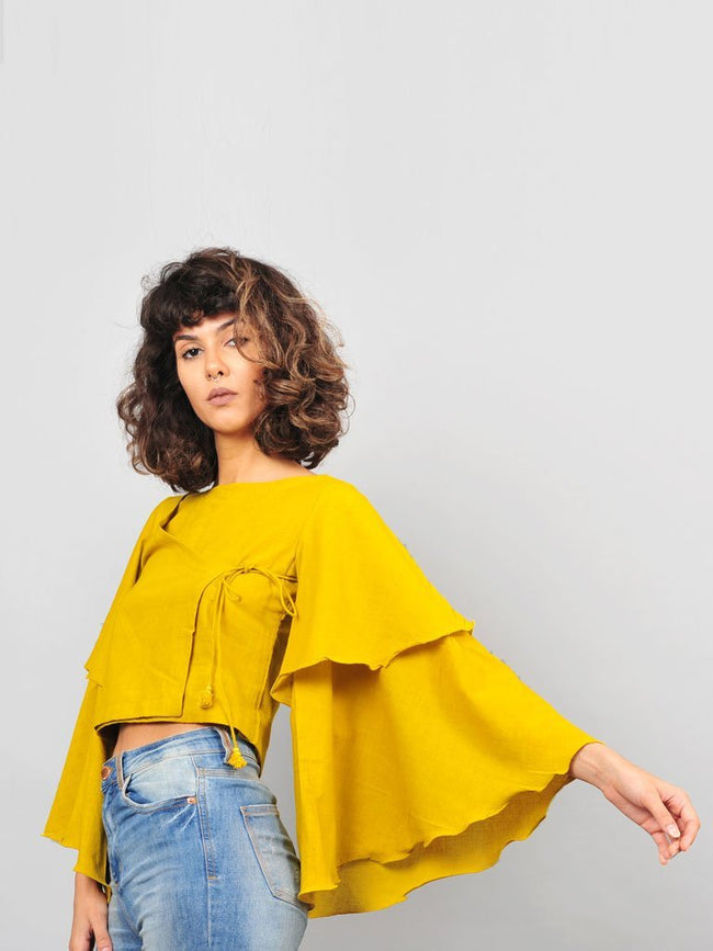 Bella Blouse - TOPS - IKKIVI - Shop Sustainable & Ethical Fashion
