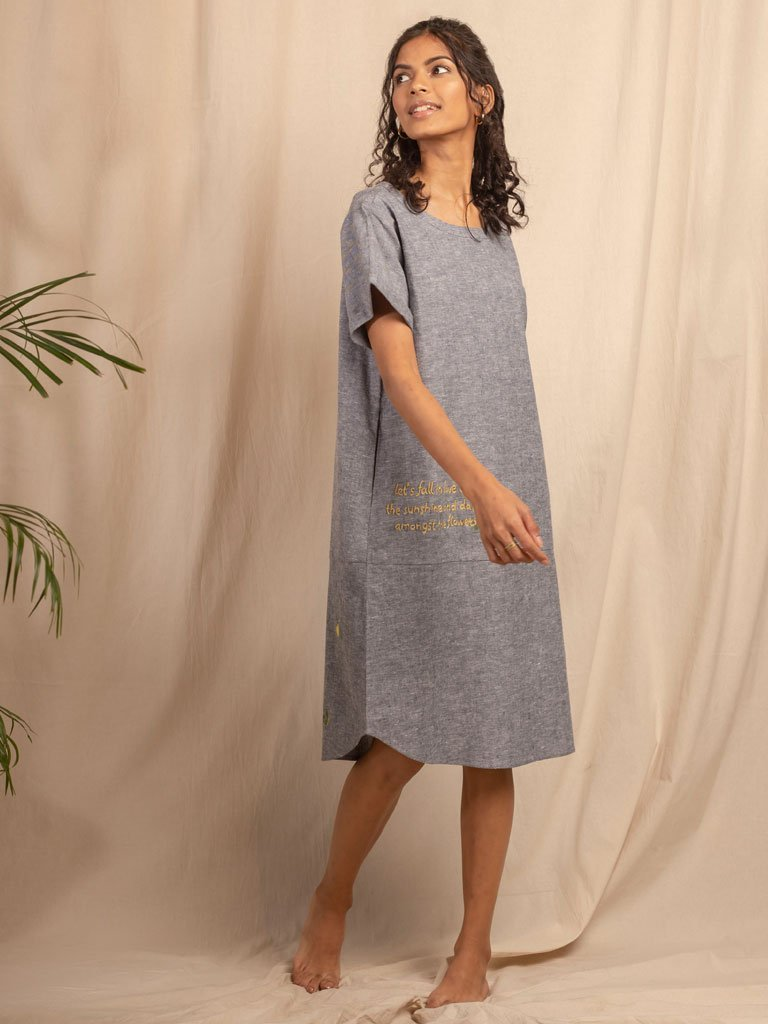 Corricella Dress - DRESSES - IKKIVI - Shop Sustainable & Ethical Fashion