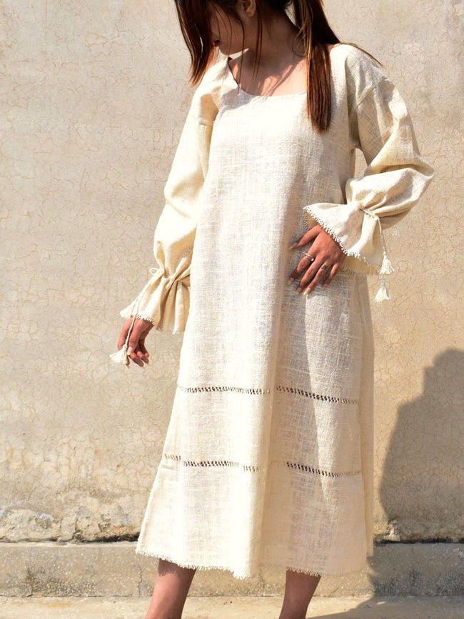 Mauli Dress - DRESS - IKKIVI - Shop Sustainable & Ethical Fashion