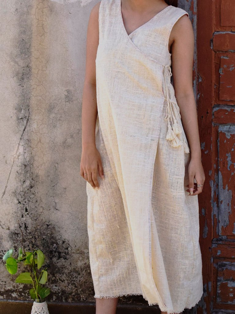 Dhara Dress - DRESS - IKKIVI - Shop Sustainable & Ethical Fashion