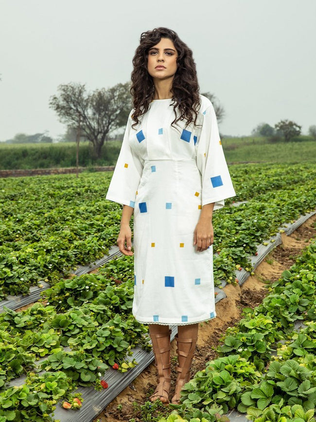 Evergreen Pasture - DRESSES - IKKIVI - Shop Sustainable & Ethical Fashion
