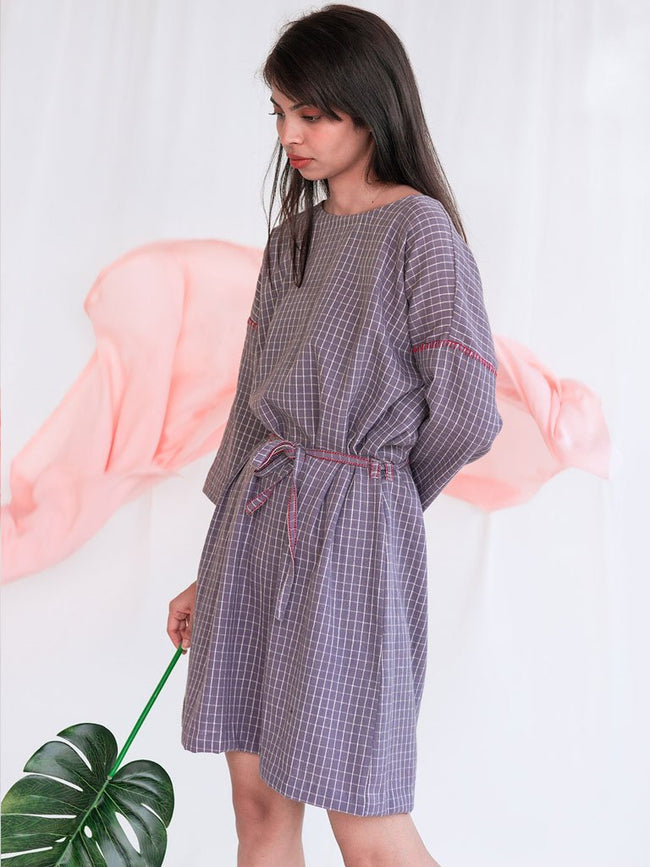 Elio Dress - DRESSES - IKKIVI - Shop Sustainable & Ethical Fashion