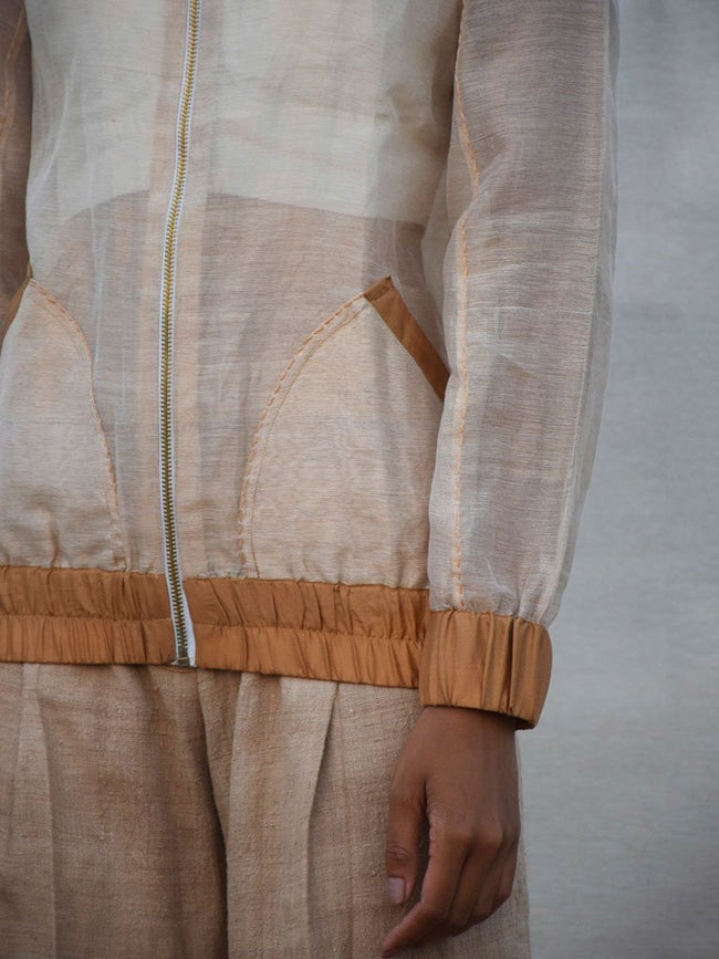 See Through Jacket - JACKETS - IKKIVI - Shop Sustainable & Ethical Fashion