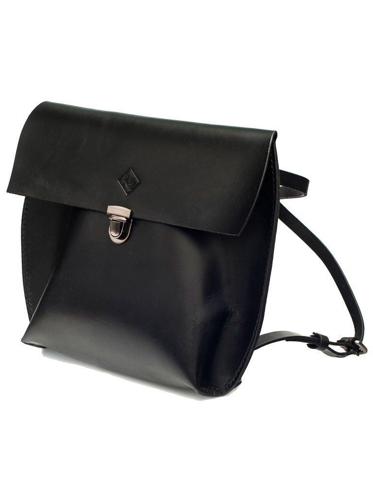Hugo Black - BAGS - IKKIVI - Shop Sustainable & Ethical Fashion