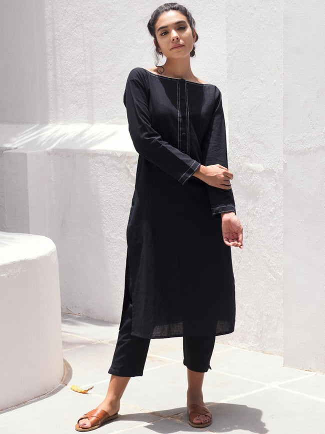 Kaori Set - DRESSES - IKKIVI - Shop Sustainable & Ethical Fashion