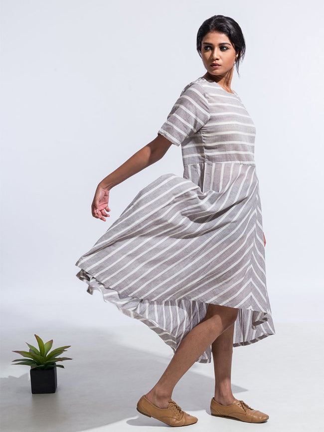 Amalfi Dress - DRESSES - IKKIVI - Shop Sustainable & Ethical Fashion