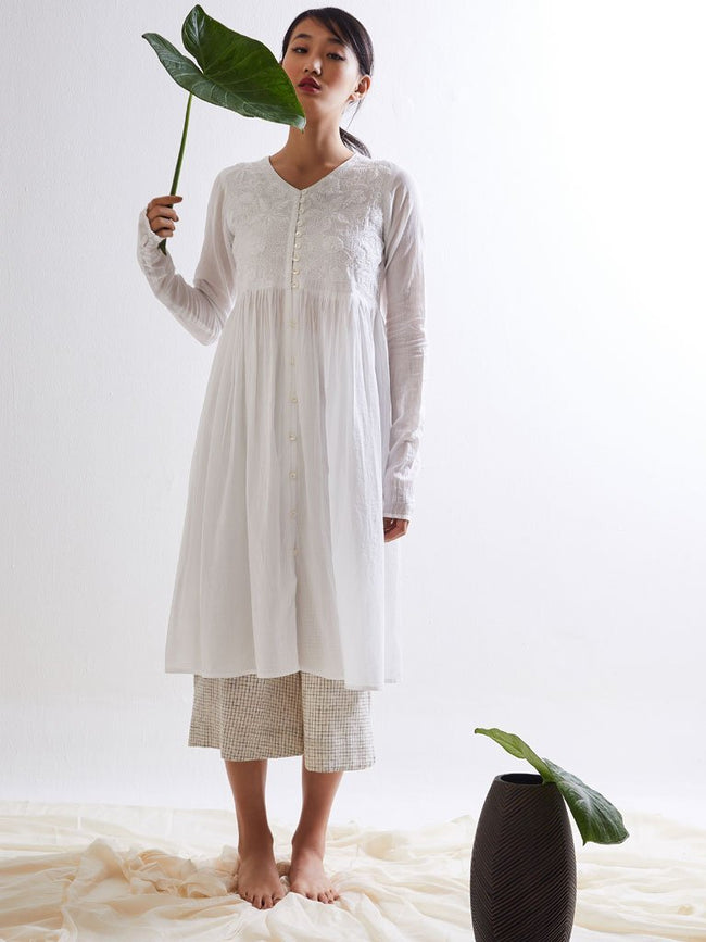 Lumino Gather Dress - DRESSES - IKKIVI - Shop Sustainable & Ethical Fashion
