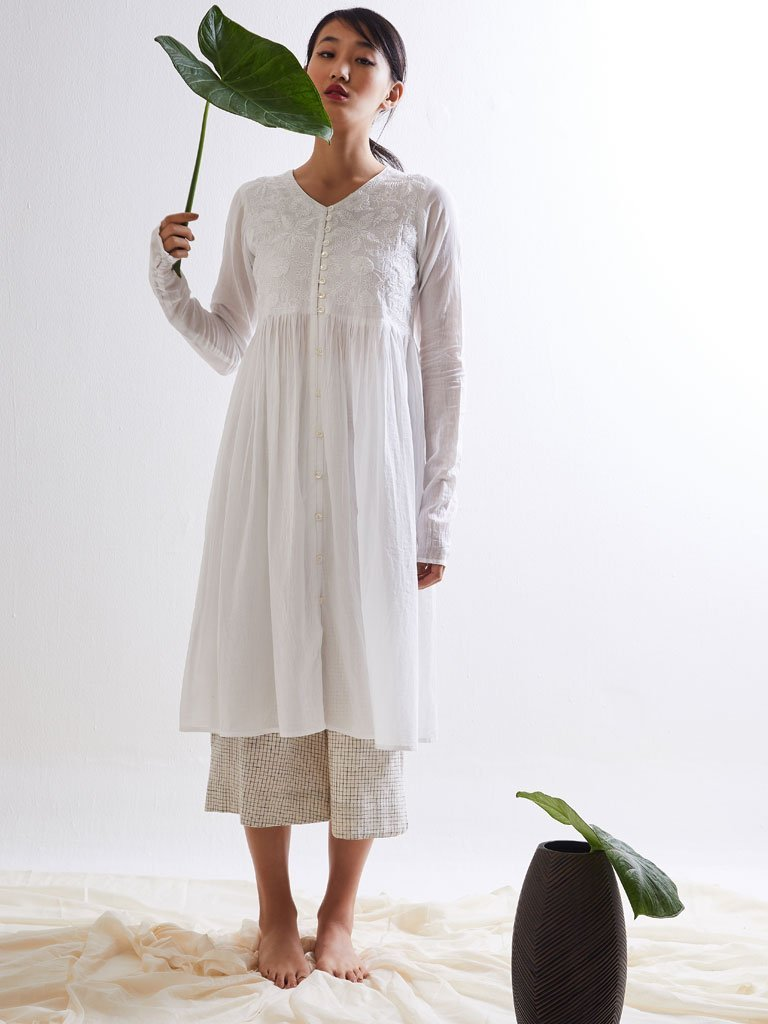 Lumino Gather Dress