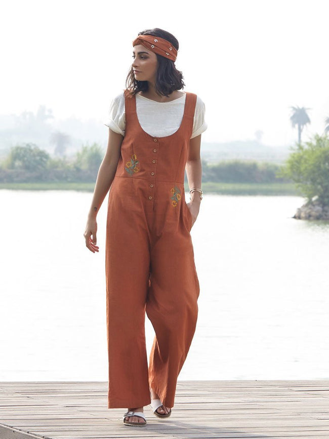 By The Bay Jumpsuit - Jumpsuits - IKKIVI - Shop Sustainable & Ethical Fashion