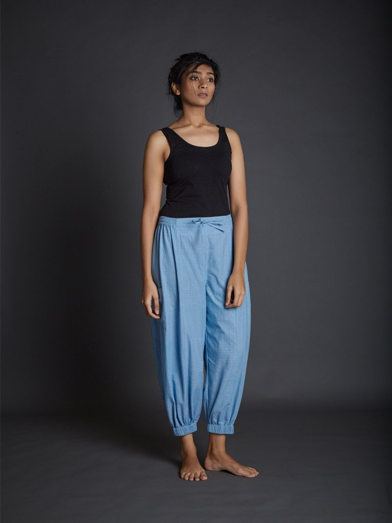 Light Blue Kazmira Pants