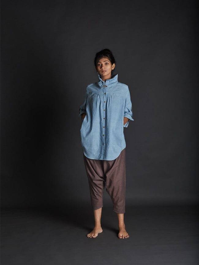 Light Blue New Ardra Shirt