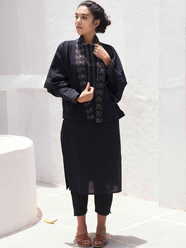 Mari Kimono - JACKETS - IKKIVI - Shop Sustainable & Ethical Fashion