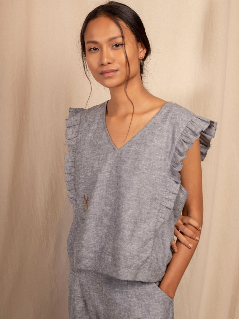 Marina Top - TOPS - IKKIVI - Shop Sustainable & Ethical Fashion