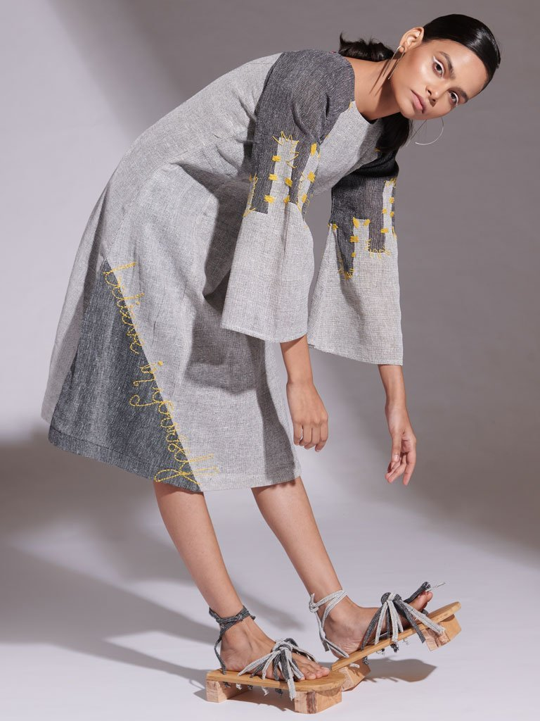 Shinji Dress - DRESSES - IKKIVI - Shop Sustainable & Ethical Fashion