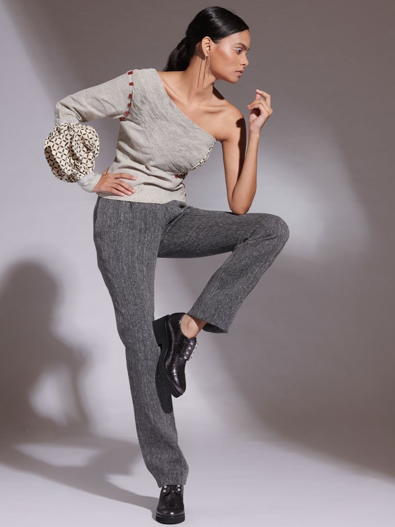 Meron Top With Pants Set - TOPS - IKKIVI - Shop Sustainable & Ethical Fashion