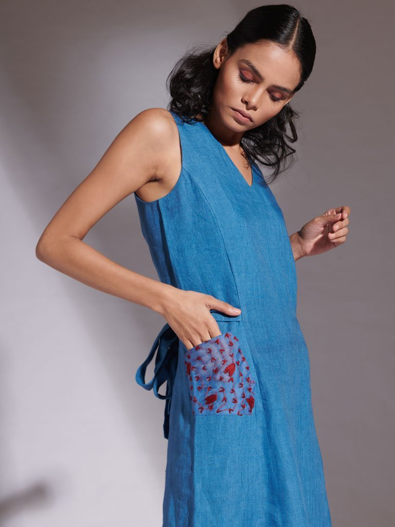 Shinrai Dress - DRESSES - IKKIVI - Shop Sustainable & Ethical Fashion