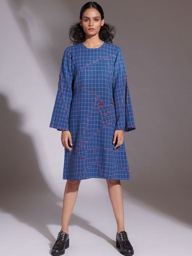 Iki Dress - DRESSES - IKKIVI - Shop Sustainable & Ethical Fashion