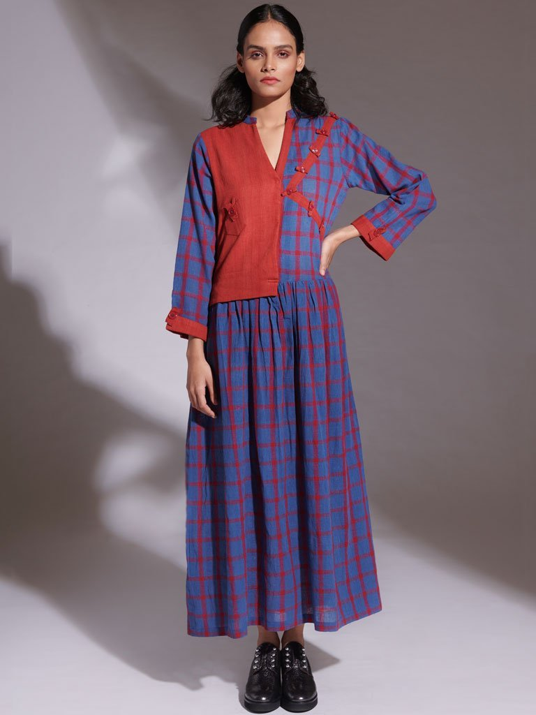 Muryo Dress - DRESSES - IKKIVI - Shop Sustainable & Ethical Fashion