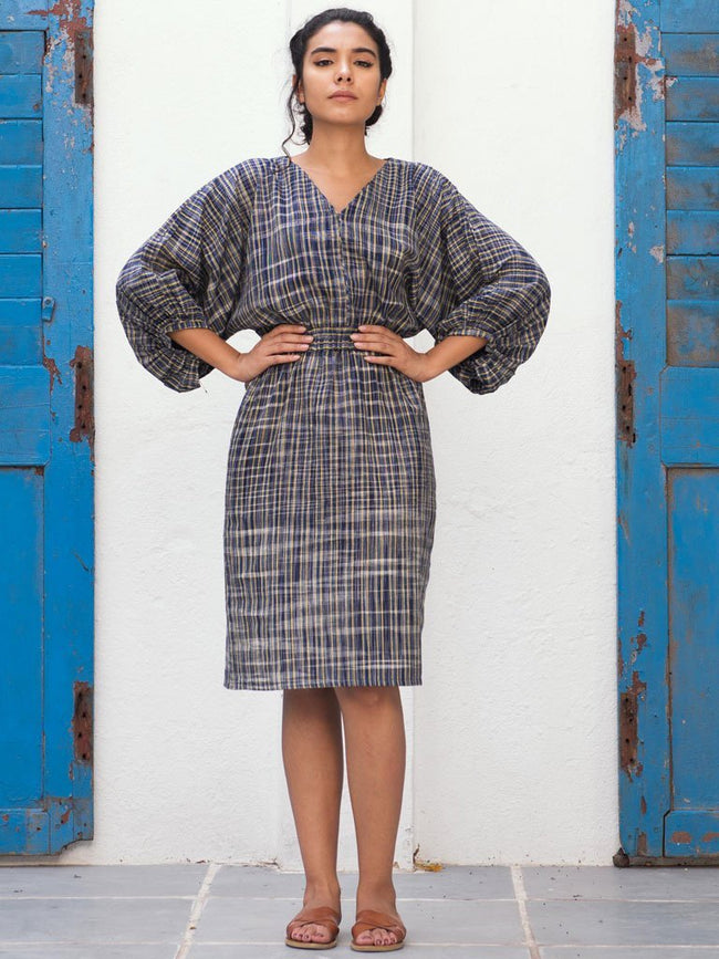 Mitsu Dress - DRESSES - IKKIVI - Shop Sustainable & Ethical Fashion