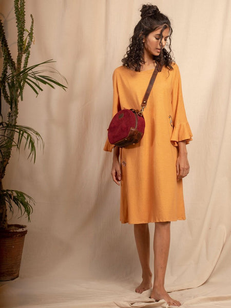 Neroli Dress - DRESSES - IKKIVI - Shop Sustainable & Ethical Fashion