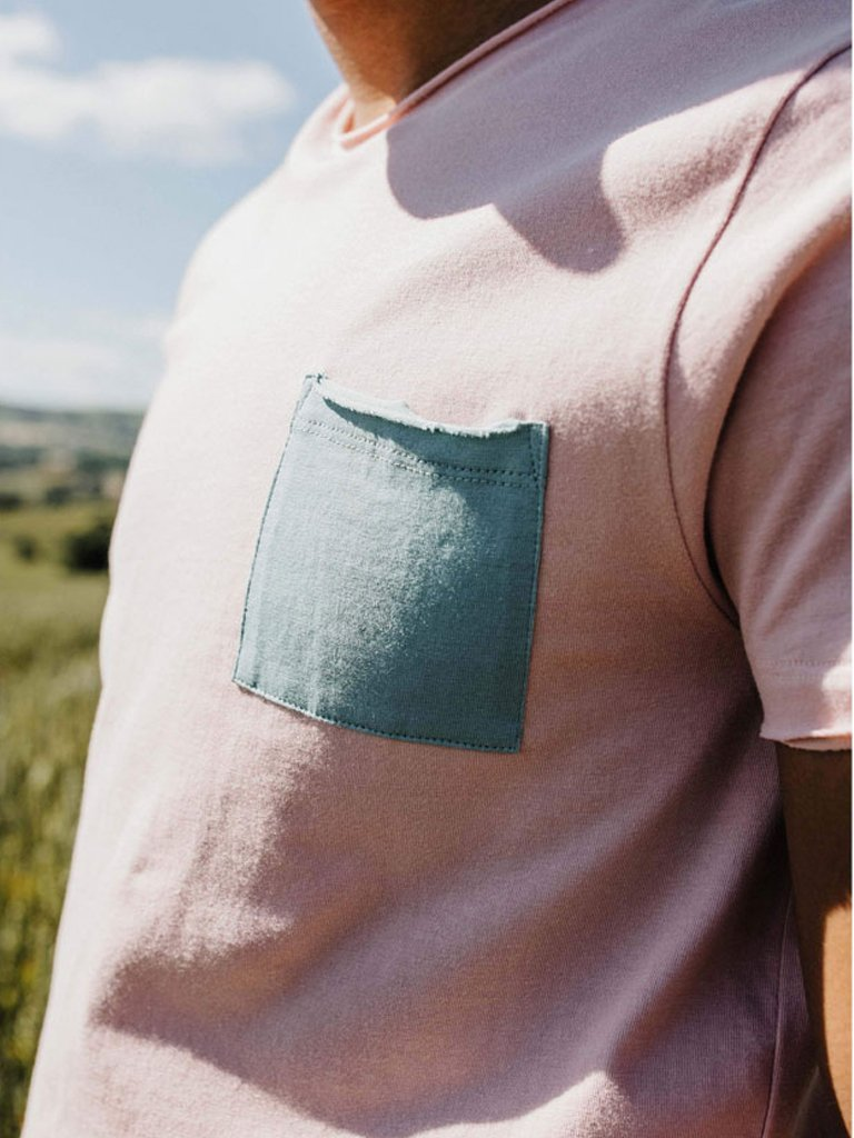 Pocket Tee : Cabot front