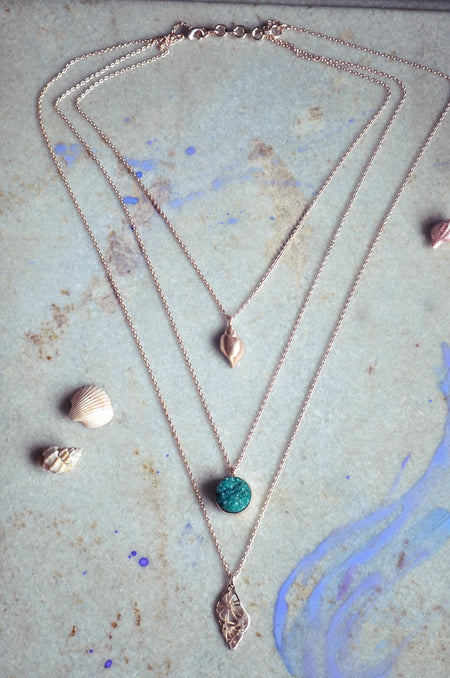 Mariana Necklace - Jewellery - IKKIVI - Shop Sustainable & Ethical Fashion