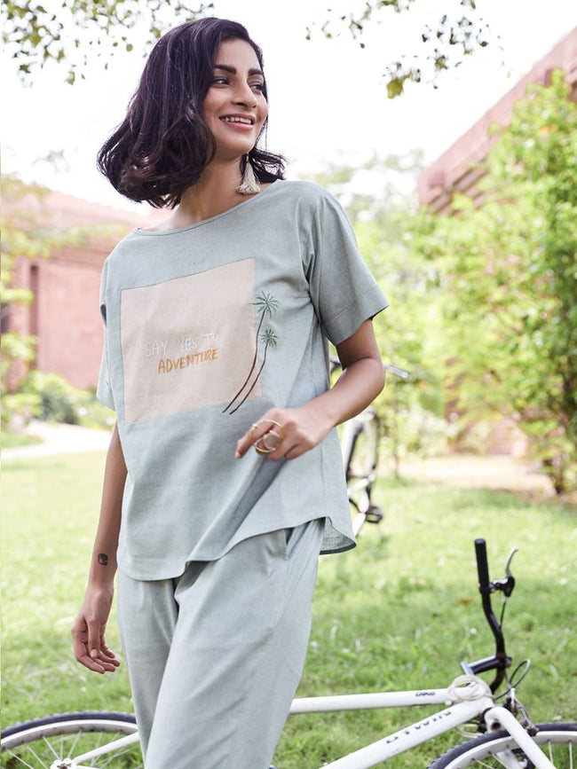 B(risk)it Top - TOPS - IKKIVI - Shop Sustainable & Ethical Fashion