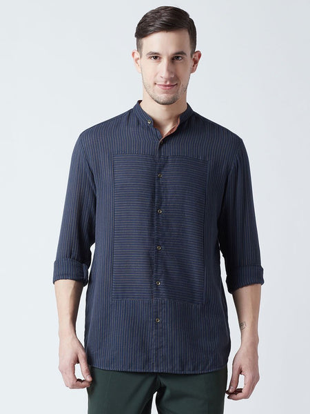 Stripe Mens Shirt