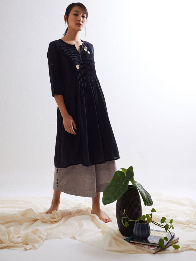 Sunroom Crochet Tunic - DRESSES - IKKIVI - Shop Sustainable & Ethical Fashion
