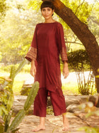 Mulberry Gold Sleeve Tunic