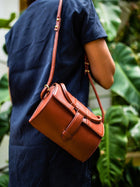 Charvi Fiery Red - BAGS - IKKIVI - Shop Sustainable & Ethical Fashion