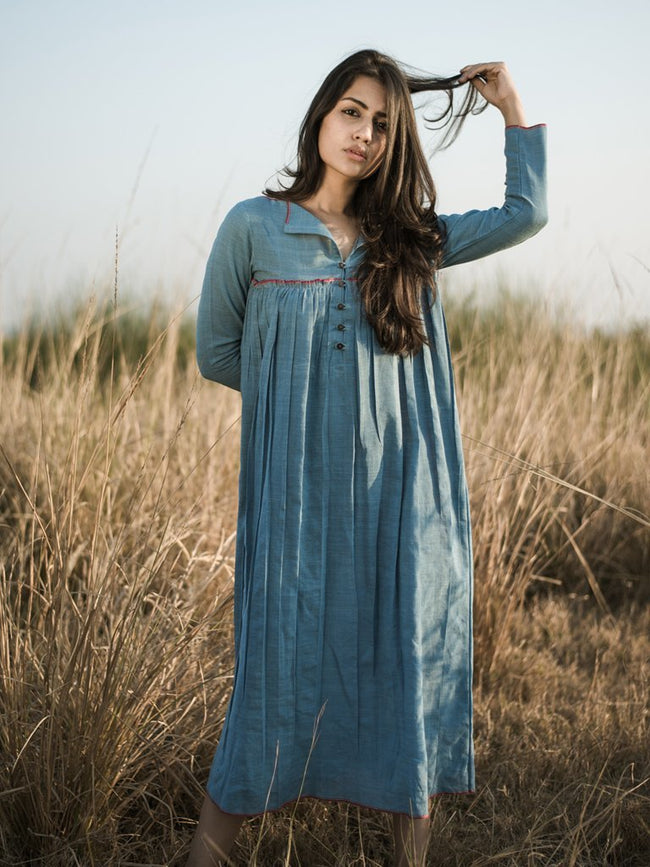 The Summer Picnic Dress - DRESSES - IKKIVI - Shop Sustainable & Ethical Fashion