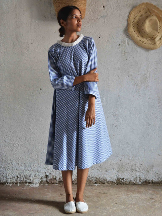 Maria - DRESSES - IKKIVI - Shop Sustainable & Ethical Fashion