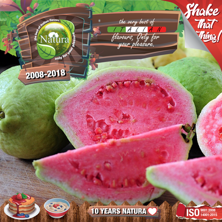 100ml Forest Guavaz Shortfill E-liquid (Guava With A Hint Of Sourness)