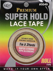 "M&M Headgear Lace Tape Roll - 1"" x 3 yards"