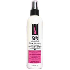 DOO GRO Triple Strength Detangler Anti-Breakage Formula, 10 oz.