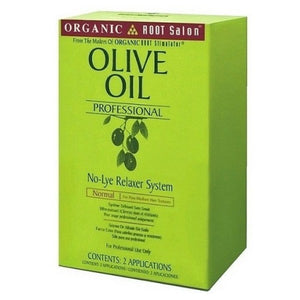 ORS Olive Oil Professional No-Lye Relaxer System, Normal Strength