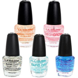 LA Colors NAIL TREATMENTS