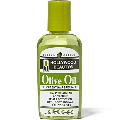 Hollywood Beauty Olive Oil, 2 oz