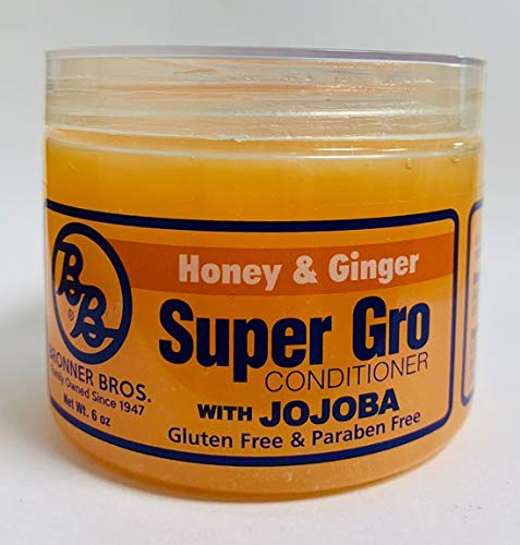 Bronner Bros. Super Gro Conditioner With Jojoba